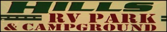 Hill's RV Park & Campground logo